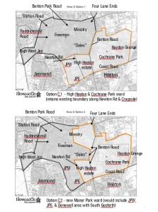 Heaton Ward Boundary Review