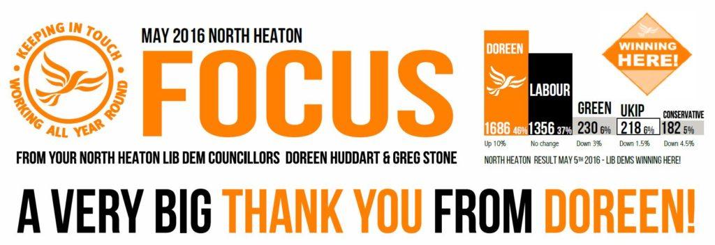 North Heaton Focus Header 2016